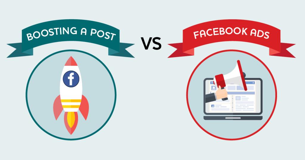Facebook kova: postų boostinimas ar ads manager, ką pasirinkti?